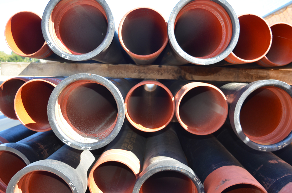 Permox CTF™ Coated Pipes