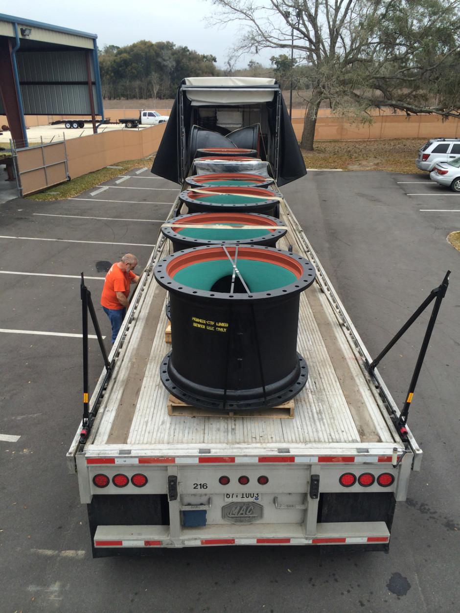 Permox CTF™ Coated Fittings in Valdosta, GA